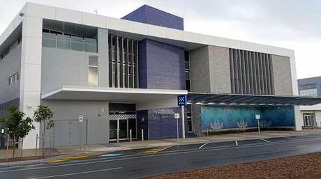 The flash new police station at Tweed Heads.