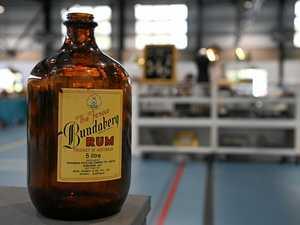 Burglar steals haul of collectable Bundaberg Rum bottles