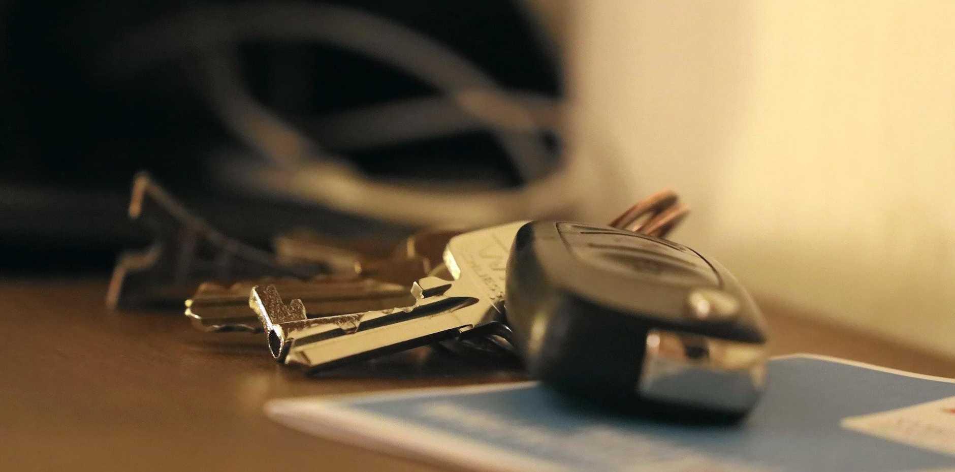 Keys to the minibus were stolen during the burglary.