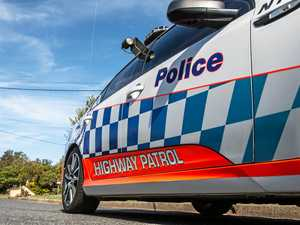 A 40-year-old p-plater charged over highway crash