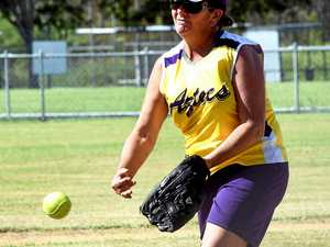 Three regions combine for a huge softball competition