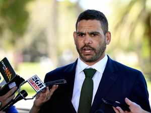 For the first time in his career, Greg Inglis looks weak