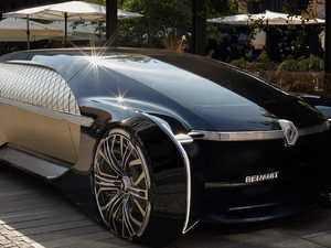 Cool Renault Ez-Ultimo is electric, connected and autonomous