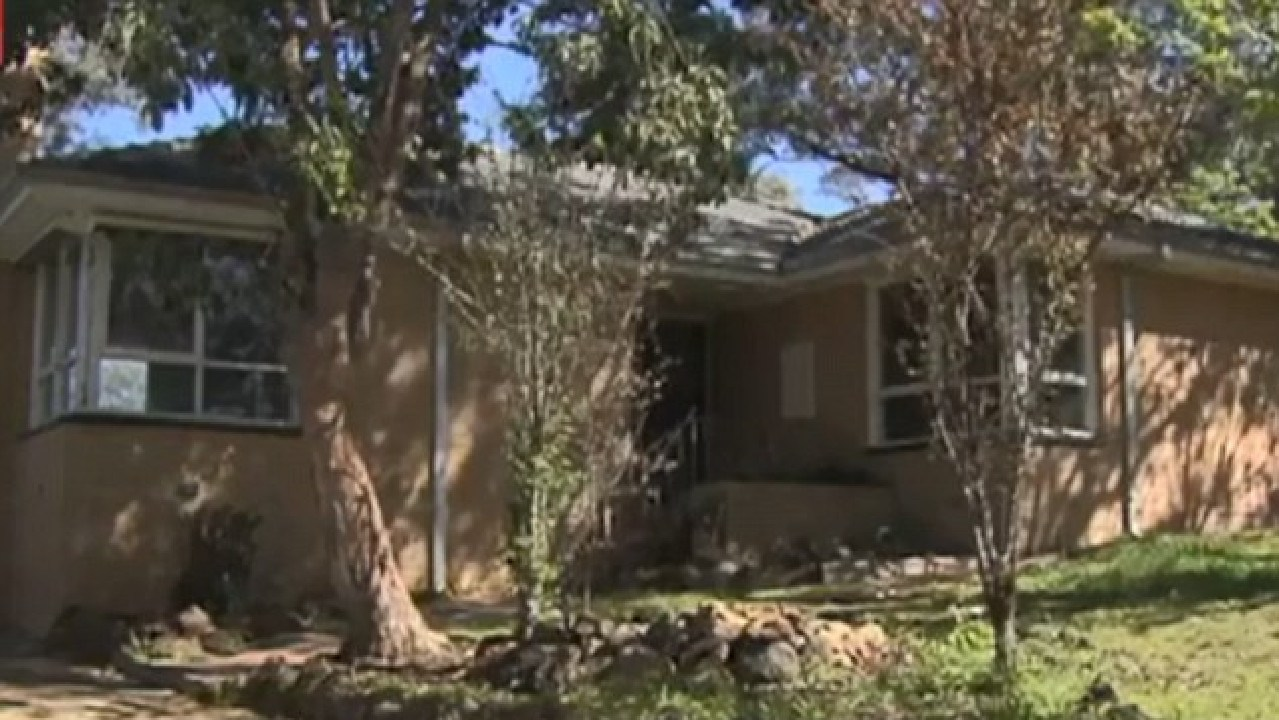 When Jonathan's family rented a home in Melbourne, they began experiencing recurring headaches that wouldn't go away. Then they made a shocking discovery. Source: Channel 7