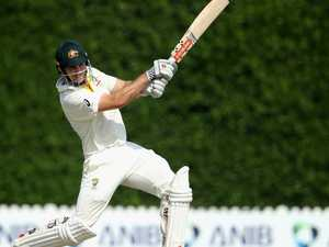 Marsh brothers shine in warm-up for first Test