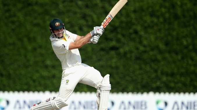 Mitchell Marsh top scored for Australia with 162.