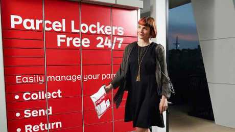 Even though Australia Post introduced parcel lockers, people still like it when their parcel gets straight to them.
