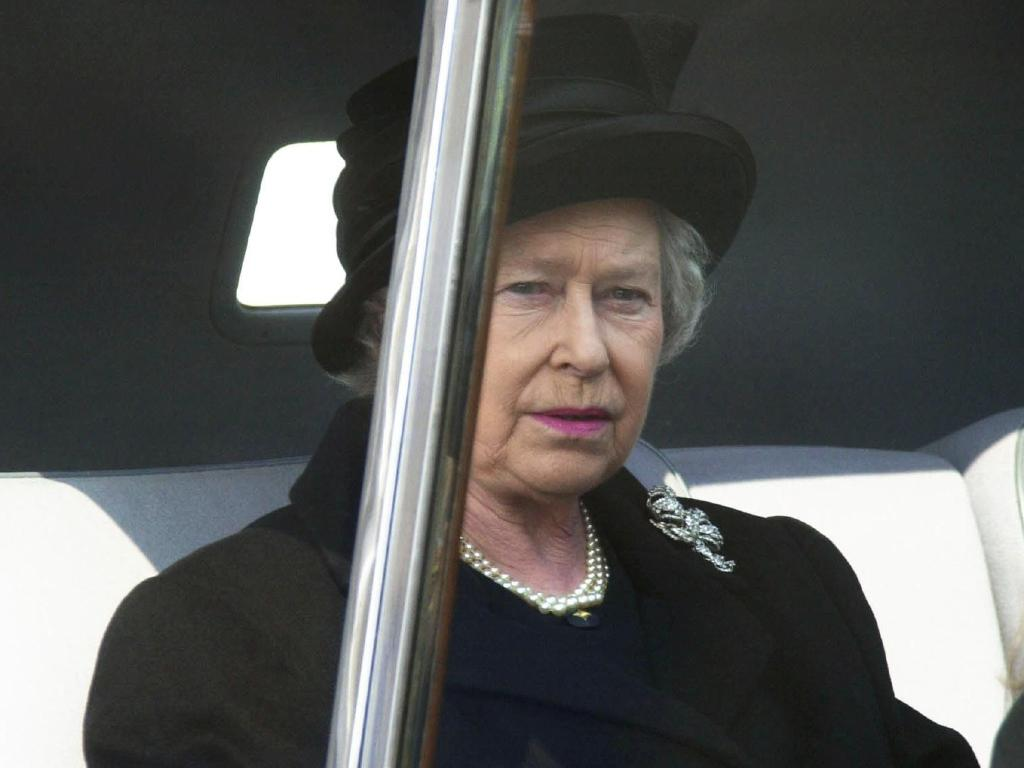Queen Elizabeth II has seen her fair share of tragedies throughout her 66 year reign. Picture: Supplied