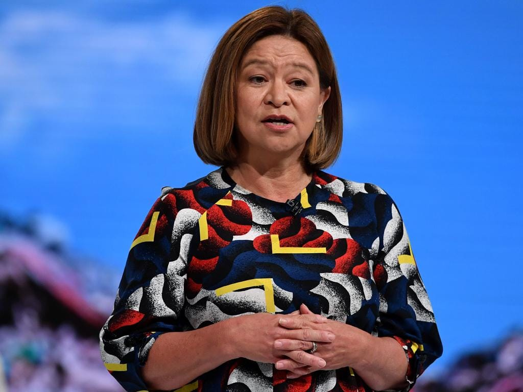 I don't know what was behind the dismissal of former CEO Michelle Guthrie. The board has not given any explanation apart from that it was in the ABC's interests. Picture: AAP