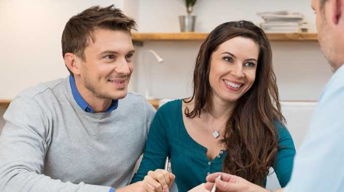 Signing up for your first home loan can be confusing, with many mortgages getting more complex. Picture: iStock