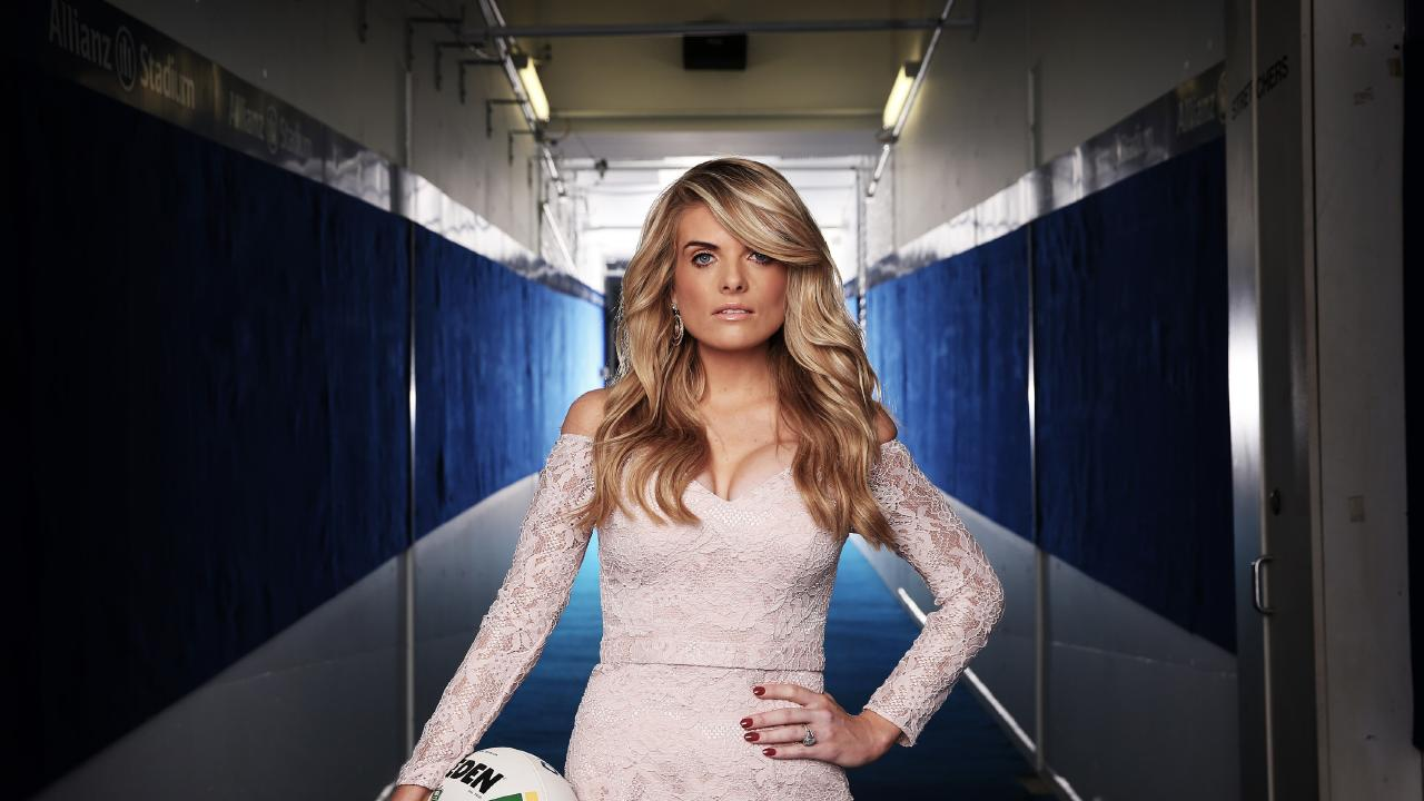 The Footy Show is gone and Erin Molan's star looks to be burning out. Picture: Rohan Kelly.