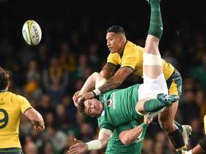 Wallabies welcome World Rugby's 'Folau rule' tweak