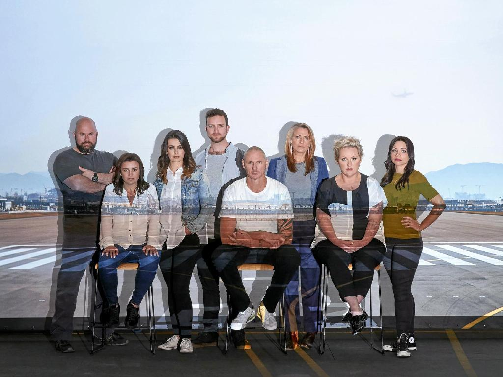 This year's Go Back To Where You Came From Live participants include well-known Aussies Jacqui Lambie, Spida Everitt, Gretel Killeen and Meshel Laurie.