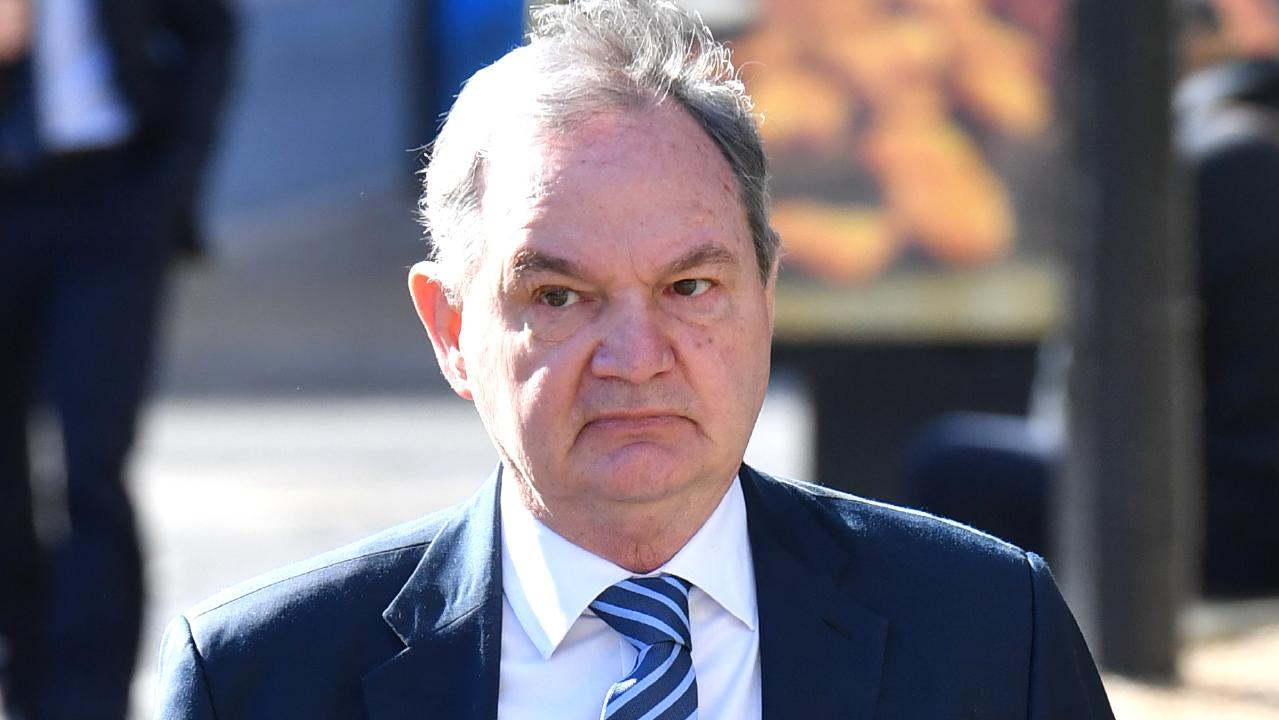 Former Ipswich Mayor Paul Pisasale is said by friends to be struggling personally and financially. Picture: AAP Image/Darren England
