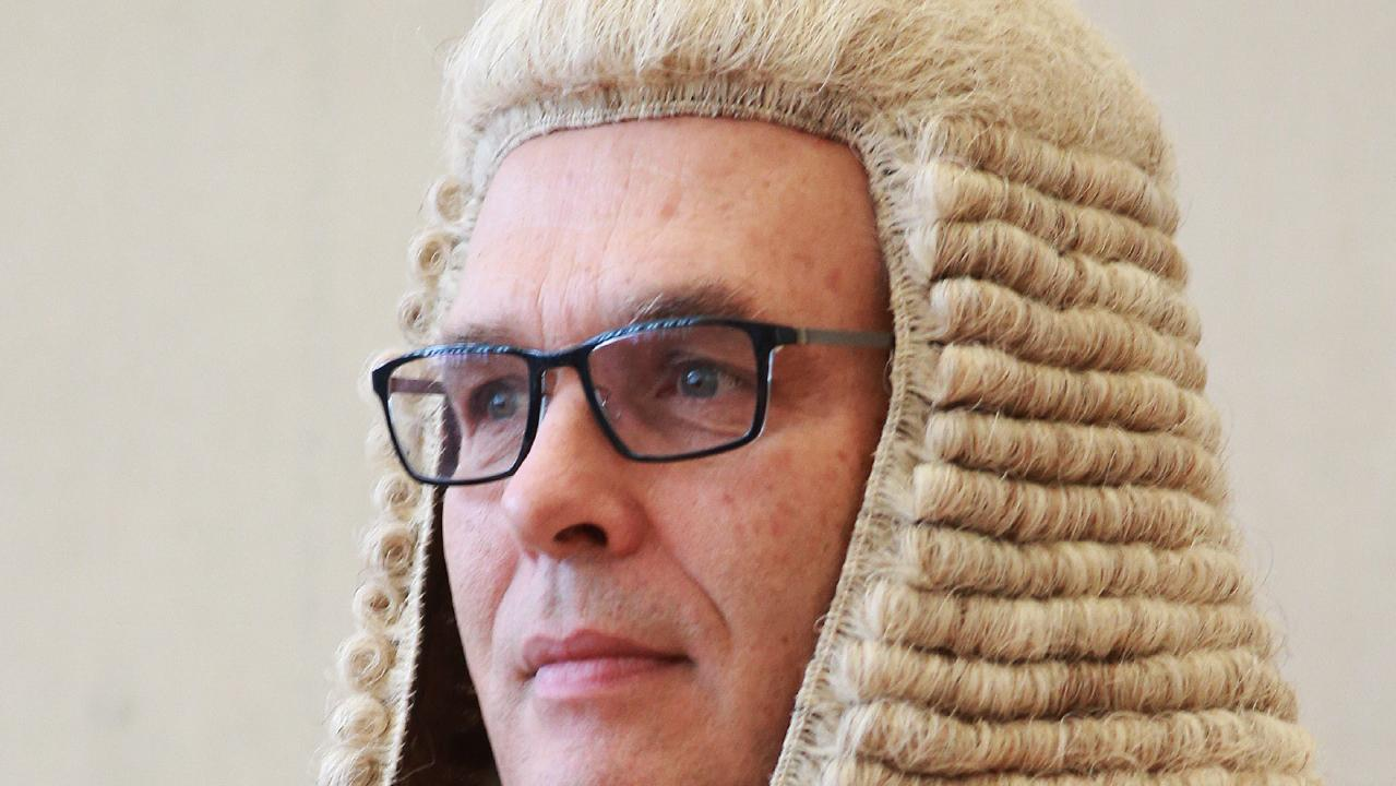 Justice David Jackson will preside over the case after Justice John Bond recused himself last month. Picture: Claudia Baxter