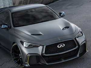 Infiniti uses F1 tech in road car good for 0-100km/h in 4 sec