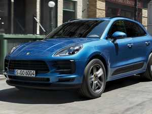 New Porsche Macan debuts with less power and greater thirst