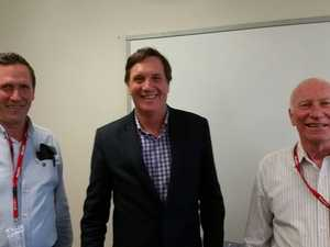 Toowoomba environmental advocates meet with minister