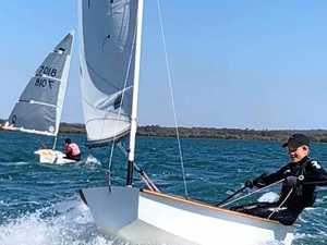 10 races, 10 wins for young sailor