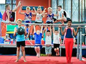 Gymnastics drive is on for boys