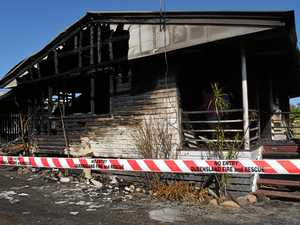 Family left helpless after home gutted by fire
