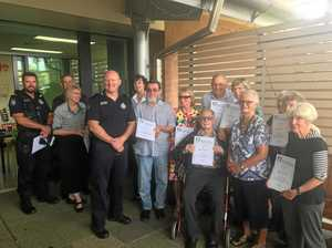 Police praise our vigilant Neighbourhood Watch volunteers