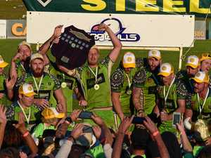 Ziebell and Raiders take out top country league gongs