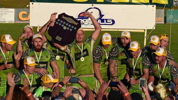 The Tweed Coast Raiders take home the trophy, winning their first NRRRL Premiership.