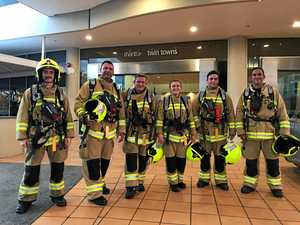 Banora firies ready to climb for MND research