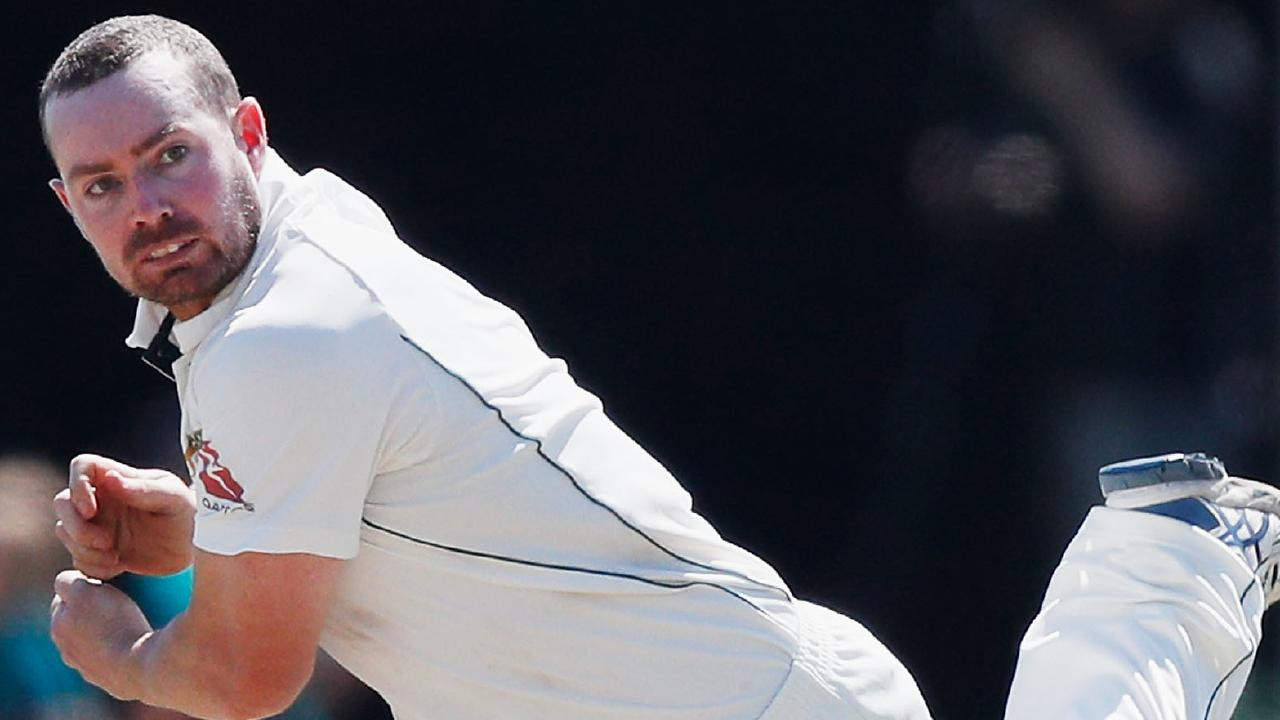 Spinner Jon Holland is in good form ahead of the first Test against Pakistan. Picture: Getty Images