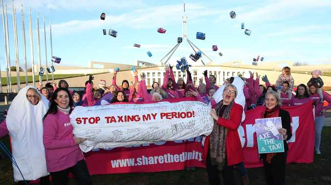 BLOODY YES: All States Unanimously Agree To Axe The Tampon Tax