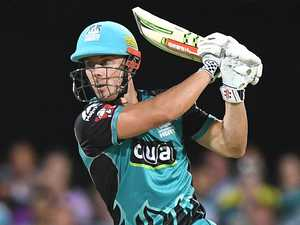 From Big Bash to baggy green for Lynn