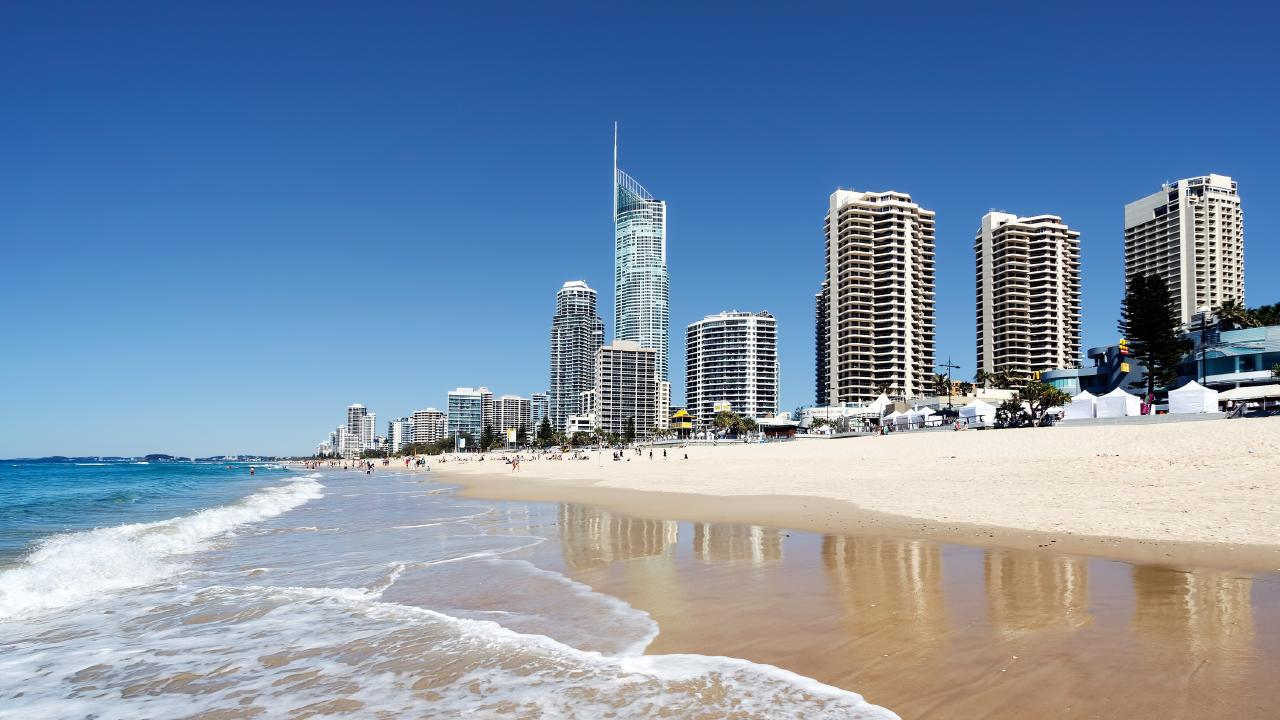 It's not hard to see why migrants love Queensland cities like the Gold Coast.