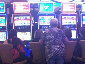 Mind-blowing amount we're sinking on pokies