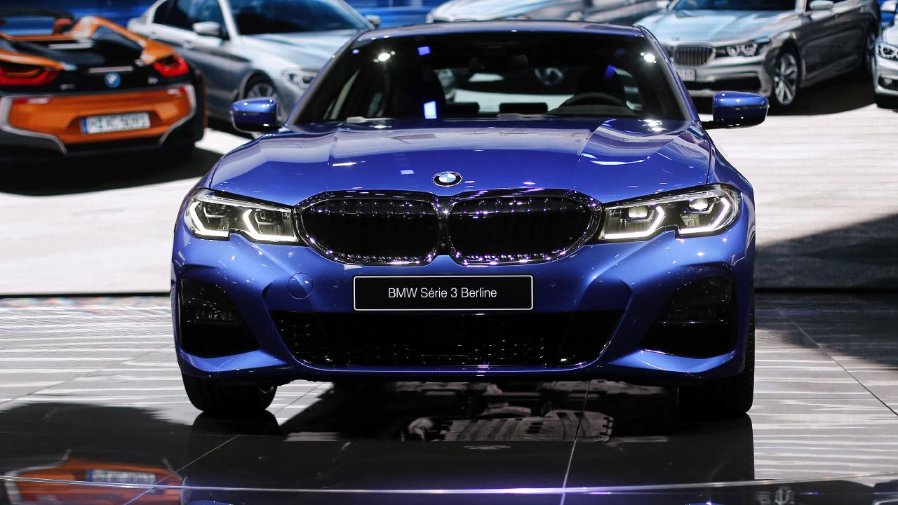 The BMW 3 Series was one of the most important models revealed at the 2018 Paris motor show.