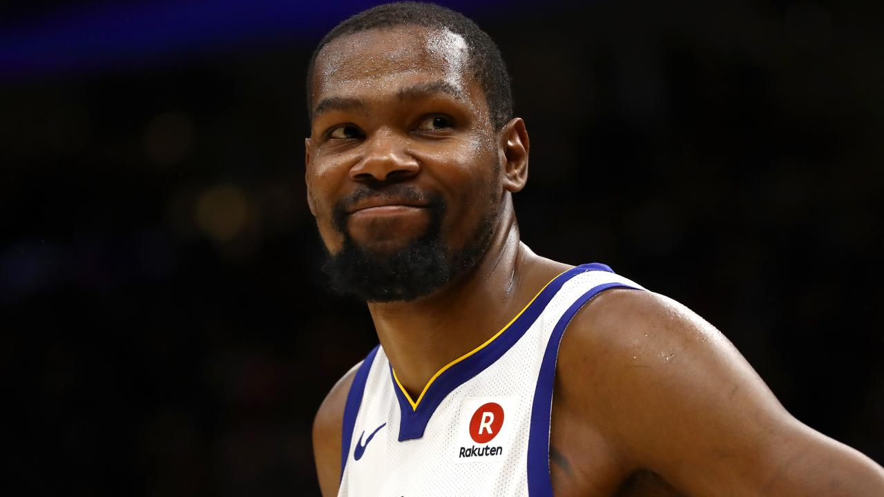 Kevin Durant will keep us guessing ahead of free agency.