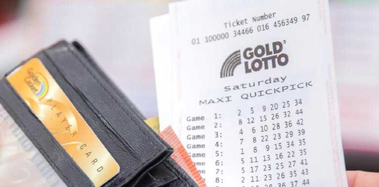 A TICKET sold at the Northpoint Shopping Centre is about to make someone a millionaire.