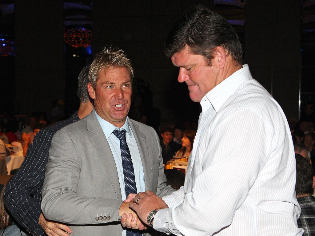 James Packer finally revealed the truth to Warne.
