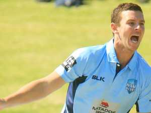 Hazlewood locked in to make injury return