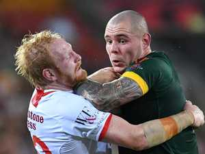 Klemmer's unlikely training partners ahead of Kangaroos duty