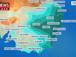 'Heaviest rain in months': Wild weather on the way