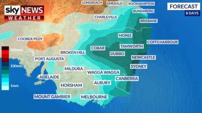 Western Sky Loans >> 'Heaviest rain in months': Wild weather on the way | Noosa News