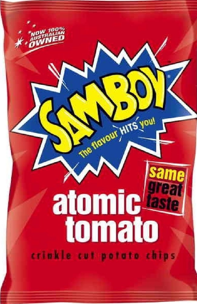 Samboy chips were the bomb.