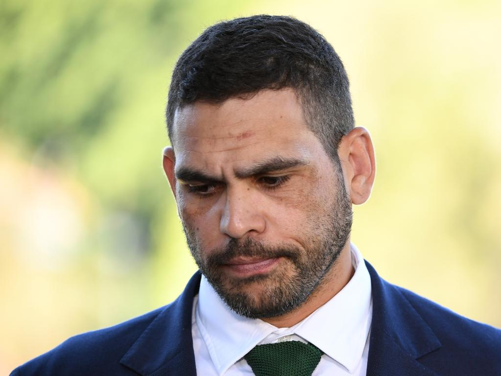 Greg Inglis will be missing two games.