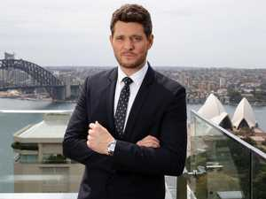 Why Buble can't wait to get back to Australia