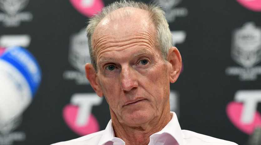 Could Broncos coach Wayne Bennett be on the way to the Wests Tigers?