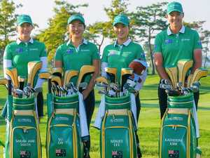 Vying to be crowned the best golf nation