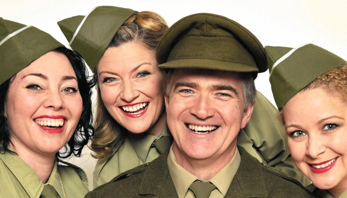 MUSICAL TRIBUTE: Join the cast of Great Songs of the War Years at Twin Towns Showroom at 10.30am on Tuesday, November 6.