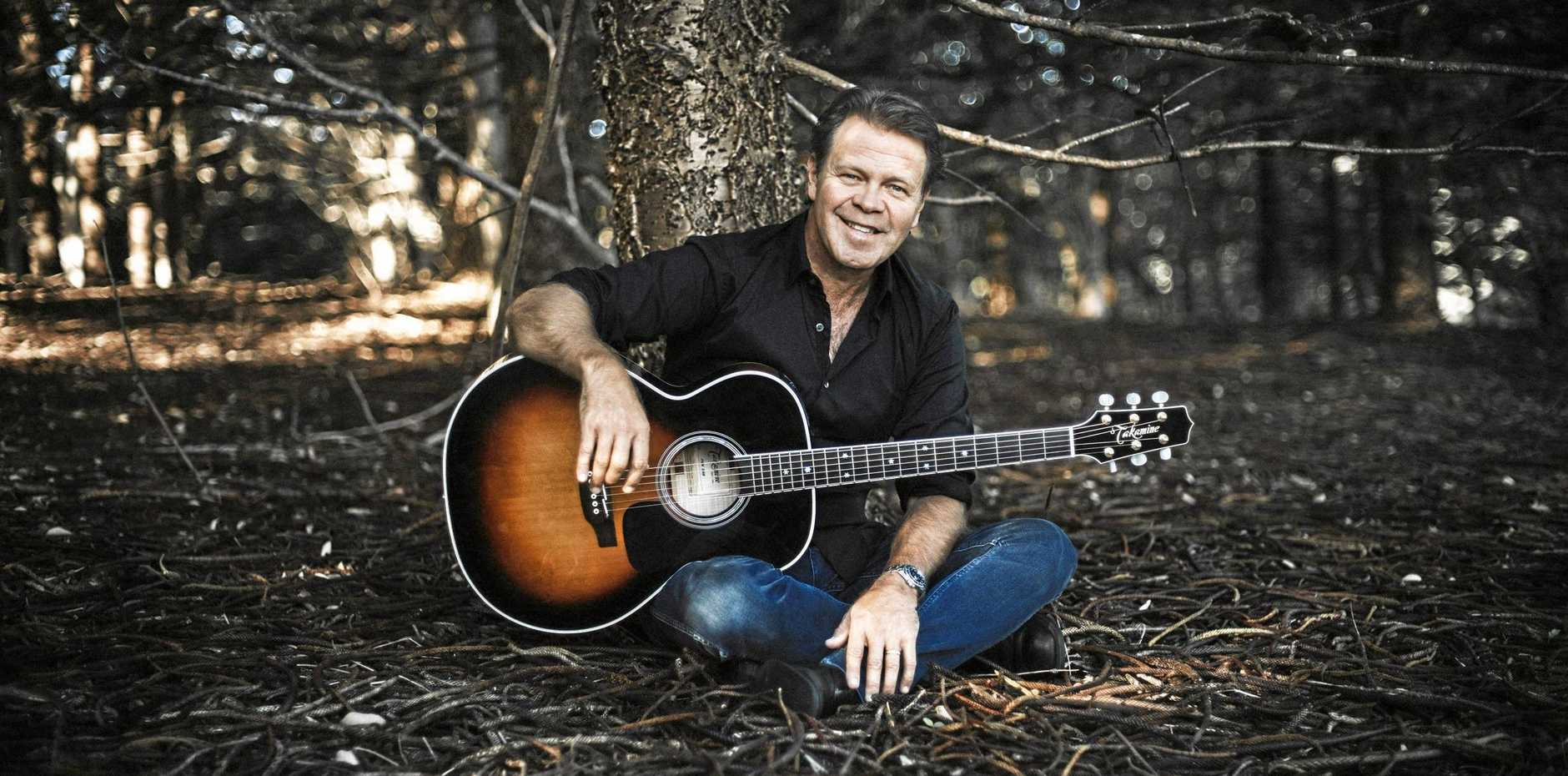 Troy Cassar-Daly and his gift of music.