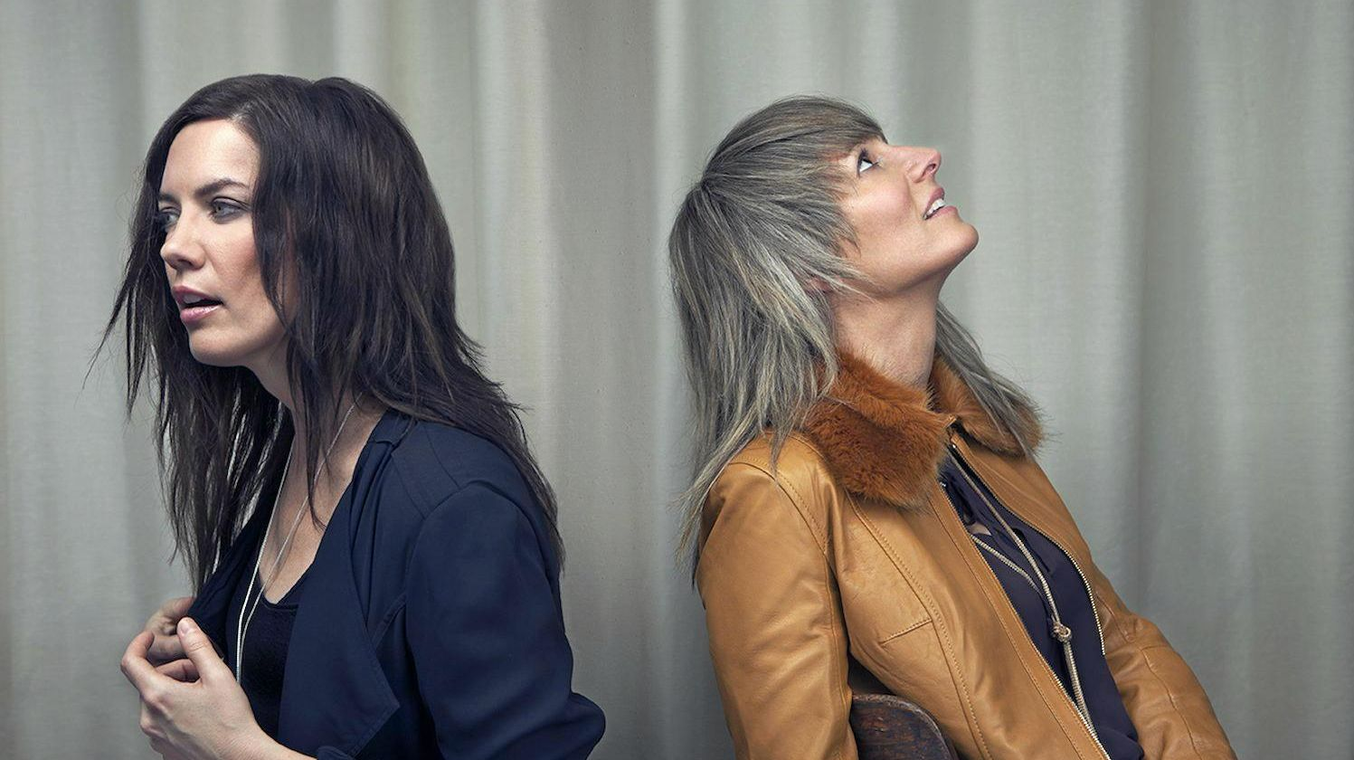 IN HARMONY: Canadian multi-instrumentalists Madison Violet bring their harmonies to Rocky Creek Hall, Peranga and Felton as part of the Festival of Small Halls tour.